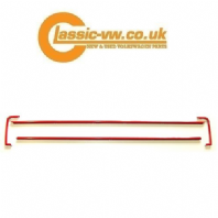 Mk1 Golf Red Trim Grille Surround 171898800R
